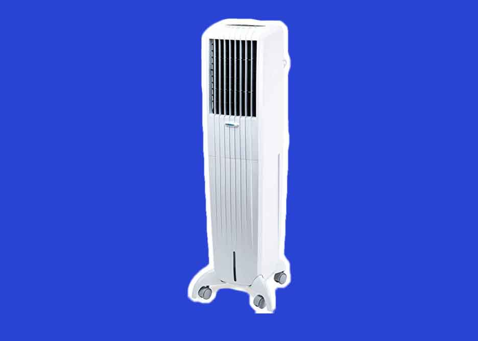 symphony air coolers with remote